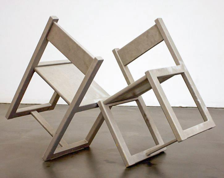 Kari Cavén – Dancing Chairs